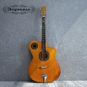 Акустическая гитара «Зорница»