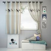 Curtain and decor 4