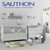 Baby room - SAUTHON Babyfan - SAUTHON Elodie Blanc