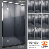 Shower Doors / Shower screen CRW