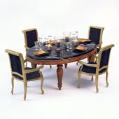 Giorgio Piotto Dining room