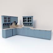 Kitchen with bufetom_01