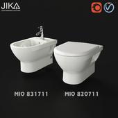 JIKA MIO 831 711 and 820 711