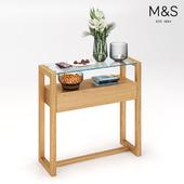 Консольный столик Marks & Spencer