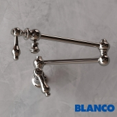 Blanco Grace Wall Mounted Pot Filler