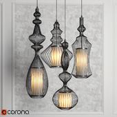 Modern Imperatrice chandelier lighting fixture