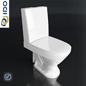 Toilet IDO Seven D