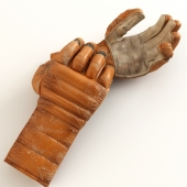 Realistic Gloves
