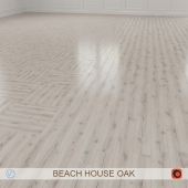 BEACH HOUSE OAK PARQUET