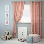 Curtain and decor 7