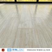 ITALON_TIMELESS WHITE 22,5х90