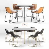 CB2, dining group