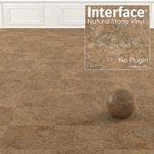 Interface Natural Stone Vinyl Texture No:2