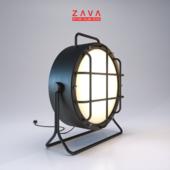 CANTIERE Iron Floor lamp ZAVA