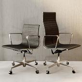 Офисное кресло Eames Ribbed.Charles & Ray Eames