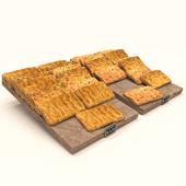 Focaccia - flat bread