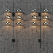 Galerie Smith Frick Wall Lights