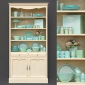 Шкаф для посуды Leontina
