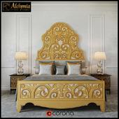 Кровать ALCHYMIA Giasone