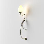 Настенный светильник в стиле модерн
