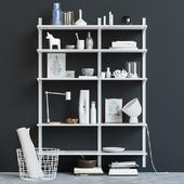 IKEA Настенная шина Альгот/ Икеа ПС 2017
