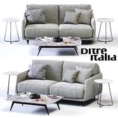 Ditre Italia ELLIOT 2-er Sofa