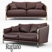 Rugiano Paris sofa кожа
