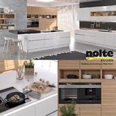 Kitchen NOLTE Nova Lack (vray GGX, corona PBR)
