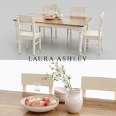 Laura Ashley Dining Table set