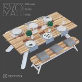 SVOYA studio set
