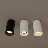 "Накладной светильник D-001BW60 ""Средний тубус"""