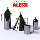 Набор дизайнерской посуды от Alessi