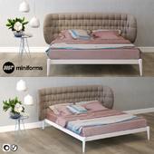 Кровать Shiko Capitoné Miniforms