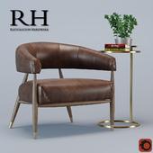 Кресло Jensen Chair Restoration Hardware