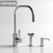 Waterstone Fulton Kitchen Faucet Model # 3825-2
