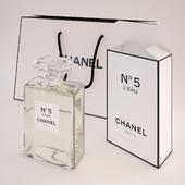 Chanel No 5 L'Eau Set