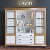 Library CO318 Contemporan Cavio