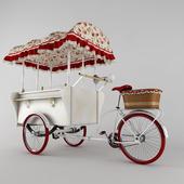 Pedicabs VELOPOINT PARIS