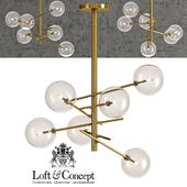 Люстра Bolle hanging lamp Gallotti&radice
