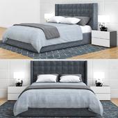 Mitchell Gray  bedroom