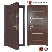 Входная металлическая дверь EnterDoor Tetris