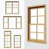Sash windows \ Double hung \ Sliding sash