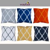 pillows.wayfair set 8