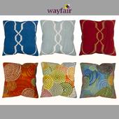 pillows.wayfair set 10