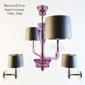 Barovier&Toso Saint Germain