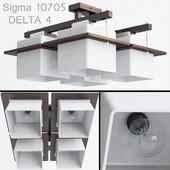 Sigma 10705 DELTA 4