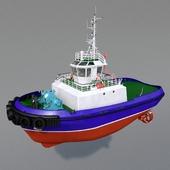 Многоцелевой буксир-спасатель (Towboat)