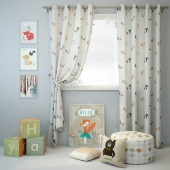 Curtain and decor 9