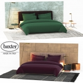Alfred Soft Bed | Baxter