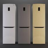 Refrigerator LG GA-B489SMQZ